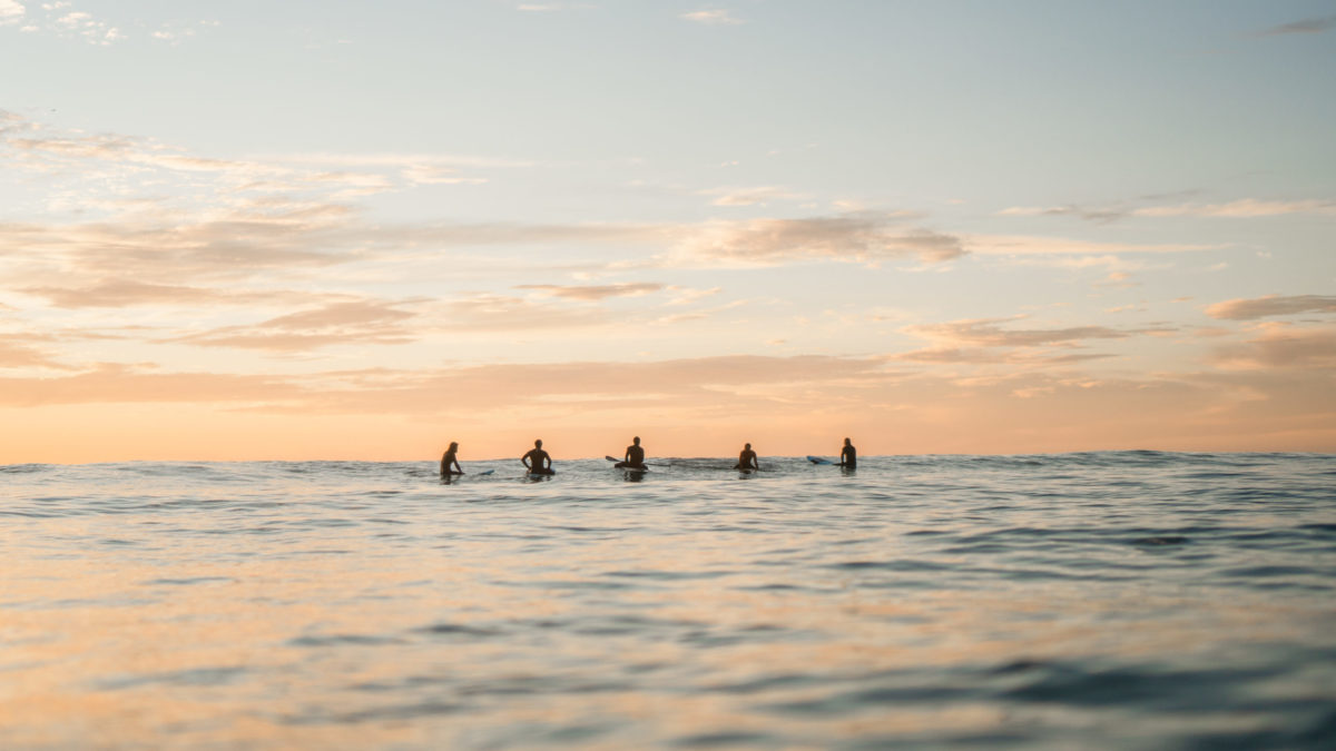 A real Dream Team: Yoga & Surfing
