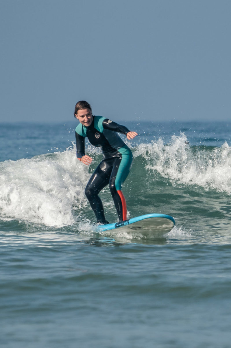 Surf Coaching Blue Mind Morocco