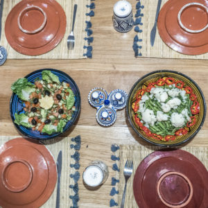 Homemade cuisine Blue Mind Morocco Surf Yoga