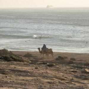 surf spot blue mind morocco