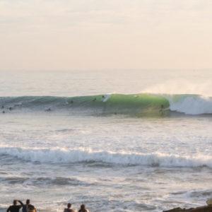 Surf yoga house blue mind morocco