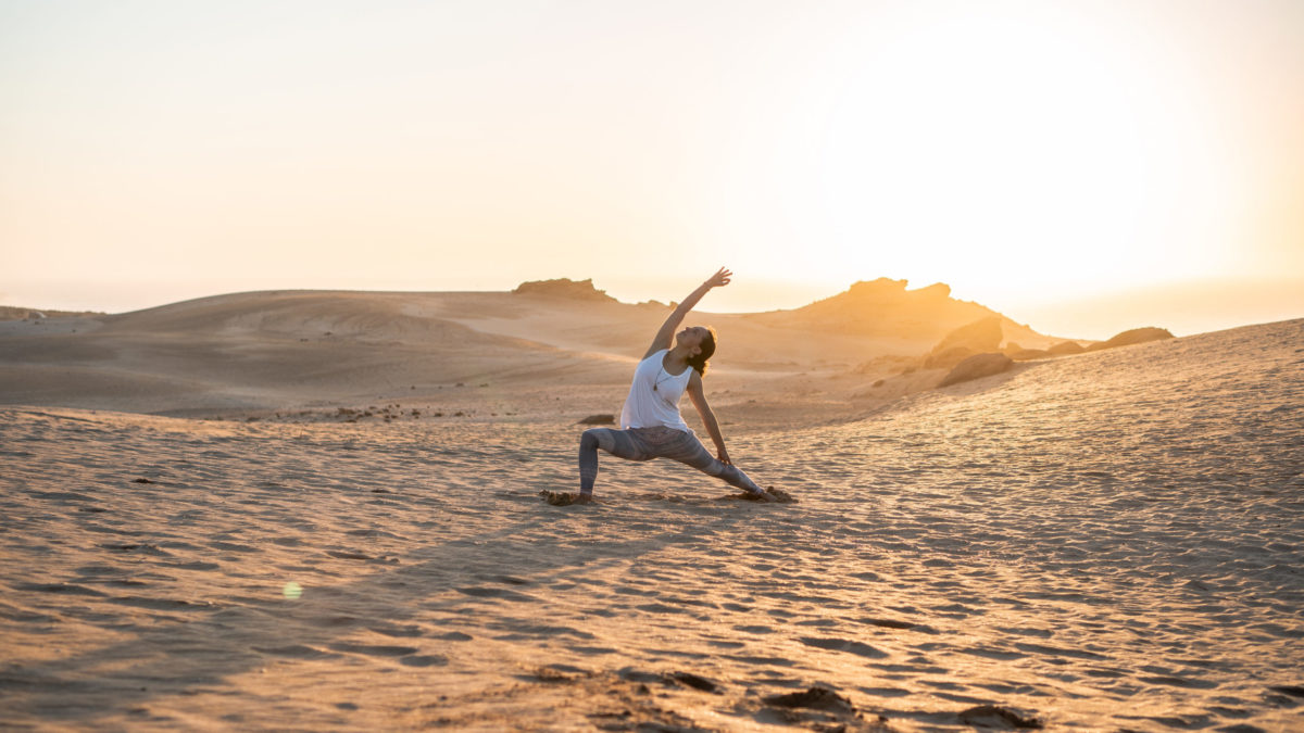 Surf and Yoga retreat Blue Mind Morocco
