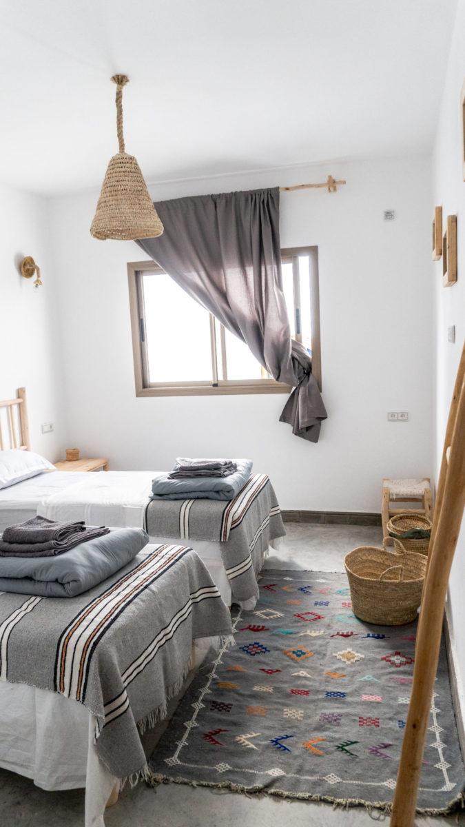 Fresh Wave Rooms Blue Mind Surf Yoga House Morocco