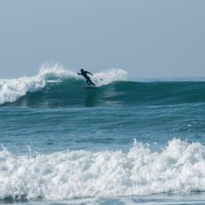 surf coach Khalid Tissali